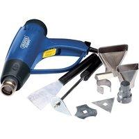 Draper 14428 Expert Variable Heat Hot Air Gun Kit