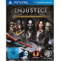 Injustice: Gods Among Us - Ultimate Edition (PS Vita)