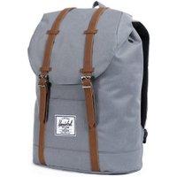 Herschel Retreat Backpack grey/tan pu