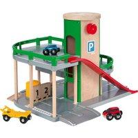 Brio Parking Garage (33204)