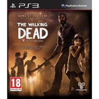 The Walking Dead: A Telltale Games Series - Game of the Year Edition (PS3)