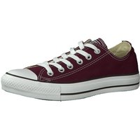 Idealo ES|Converse Chuck Taylor All Star Ox - burgundy