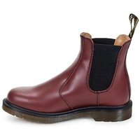 Dr. Martens 2976 smooth cherry red