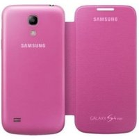 Samsung Flip Cover pink (Galaxy S4 Mini)