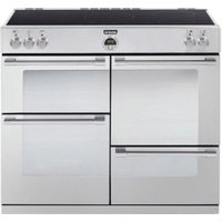 Stoves Sterling 1000Ei Stainless Steel