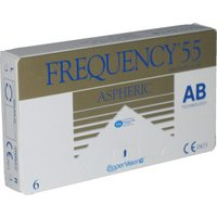 CooperVision Frequency 55 Aspheric -6.75 (6 pcs)