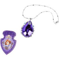 Disney Sofia the First Talking Magical Amulet