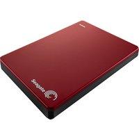 Seagate Backup Plus Portable Drive 1TB red