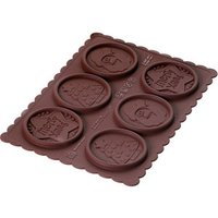 Silikomart Chocolate Cookies Cutter Set (199256)