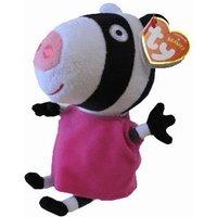 Ty Beanie Babies - Peppa Pig - Zoe Zebra