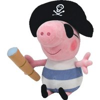 Ty Beanie Babies - Peppa Pig - George Pirate