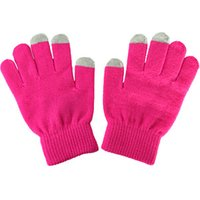 ThumbsUp! Smart Gloves pink