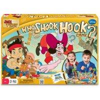Wonder Forge Who Shook Hook Game