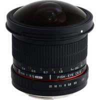 Samyang 8mm f/2.8 UMC Fish-Eye CS II Sony E