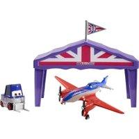 Mattel Planes Bulldog Pit Row Gift Pack