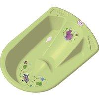 OKT Anatomic Bathtub Hippo (lime)