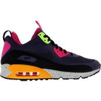 Nike Air Max 90 Sneakerboot gridiron/black/pink force/volt