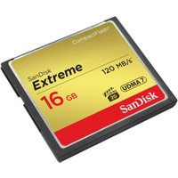 SanDisk Compact Flash Extreme 16GB (SDCFXS2-016G-X46)