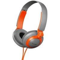 Sony MDR-XB200 (Orange)