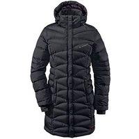 VAUDE Women's Muztagh Coat II Black