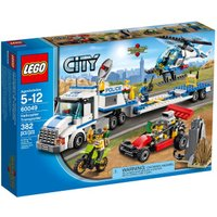 LEGO City - Helicopter Transporter (60049)