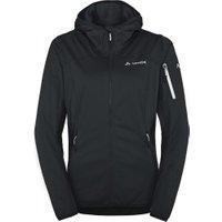 VAUDE Women's Durance Hooded Jacket Black