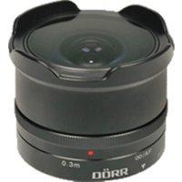 Dorr Fisheye 12mm f7.4 Fuji X