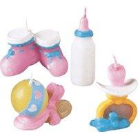 Wilton Baby Candle Set
