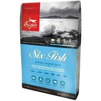 Orijen Dog Six Fish (11,4 kg)