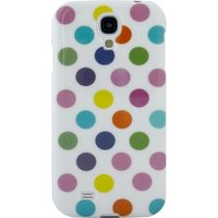 Katinkas Soft Cover Dotty white/multi (Samsung Galaxy S4)