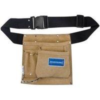 Silverline Nail & Tool Pouch Belt 5 Pocket (589704)