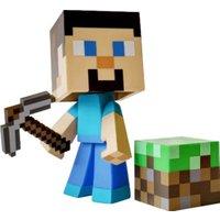 Jazwares Minecraft Figure Vinyl Steve