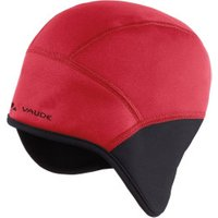 VAUDE Windproof Cap III black/red