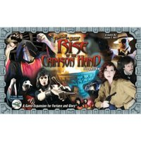 Flying Frog Productions Fortune and Glory: Rise of the Crimson Hand