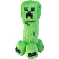 Character Options Minecraft Hostile Mobs Creeper Soft Toy