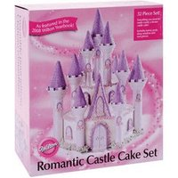 Wilton Romantic Castle Cake Stand, 32 Pieces