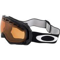 Oakley Crowbar Snow Jet Black