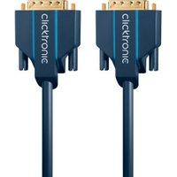Clicktronic 70339 Casual DVI-D (20m)