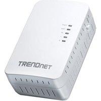 TRENDnet Powerline 500 AV2 Wireless Access Point Single Adapter (TPL-410AP)