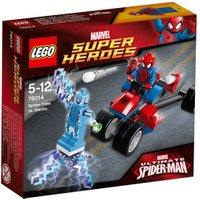 LEGO Marvel Super Heroes - Spider-Trike vs. Electro (76014)