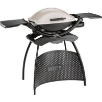 Weber Q 2000 Titan with Stand