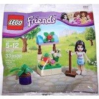 LEGO Friends - Emma + Flower Stand (30112)