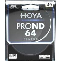 Hoya Pro ND 64 49mm