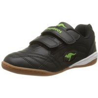 KangaROOS Backyard black/lime