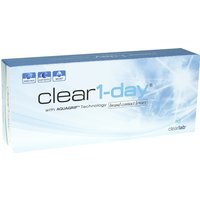 ClearLab Clear 1-Day (30 pcs.) +5,50