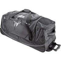 Dermata Travel Bag on Wheels with Rucksack (3462NY) black