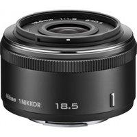 Nikon 1 Nikkor 18.5mm f/1.8 Black