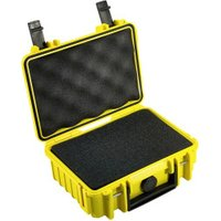 B&W Outdoor Case Type 500 incl. SI yellow