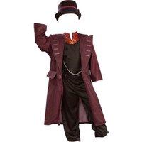 Rubie's Child Willy Wonka Costume ( 884807)