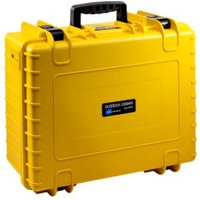 B&W Outdoor Case Type 6000 incl. SI Yellow